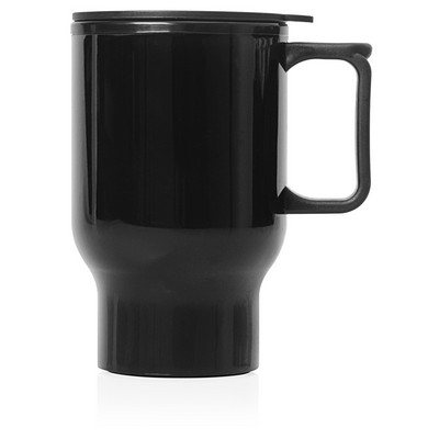 Picture of Travel Mug Plastic Double Wall 560ml
