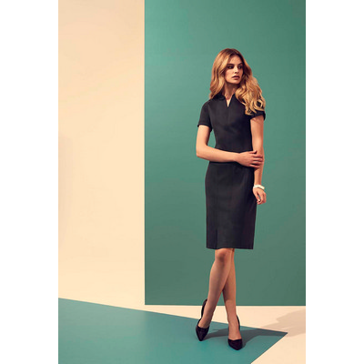 Picture of Womens Open Neck Dress