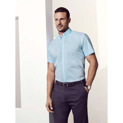 Picture of Fifth Avenue Mens Short Sleeve Shirt