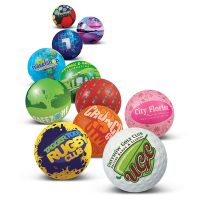 Picture of Stress Ball - Full Colour