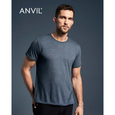 Picture of Anvil Adult Tri-Blend Tee Colours