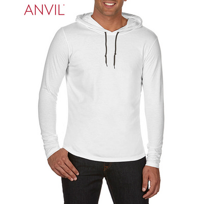 Picture of Anvil Adult Lightweight Long Sleeve Hood