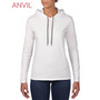 Anvil Women's Lightweight Long Sleeve Ho