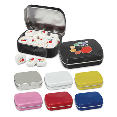 Picture of Logo Mints - Small Tin