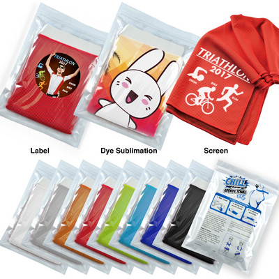 Picture of Chill Cooling Towel in Pouch