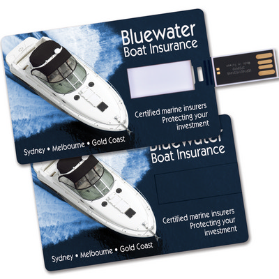 Picture of Credit Card Flash Drive