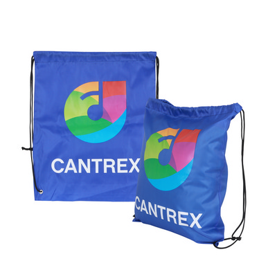 Picture of Normal Polyester Drawstring Bag