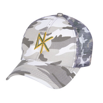 Picture of Camo 6-Panel Cap