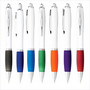 Nash Ballpoint Pen with White Barrel and