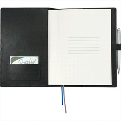 Picture of Uptown Refillable Leather JournalBook