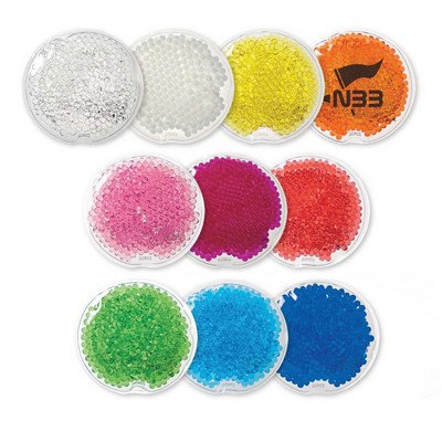 Picture of Round Gel Beads HotCold Pack - Small