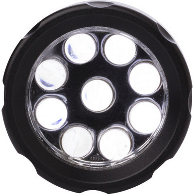 Picture of Aluminium torch with nine LEDS