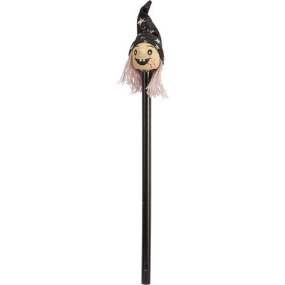 Picture of Witch pencil