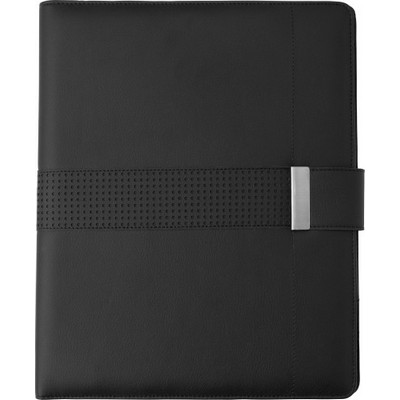 Picture of A4 PU Folder with power bank and tablet