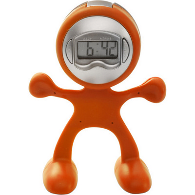 Picture of Sport-man clock with alarm