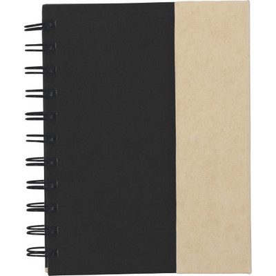 Picture of Wire bound notebook.
