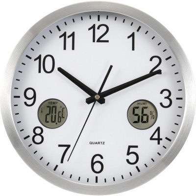 Picture of Plastic, 30cm wall clock