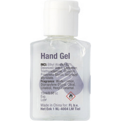 Picture of 15ml Hand cleansing gel.
