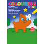A5 Childrens colouring book.F