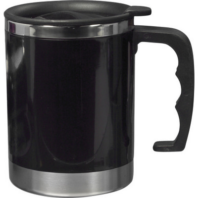 Picture of Double walled, vacuum mug (400ml)