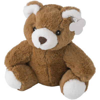 Picture of Teddy bear in a plush material
