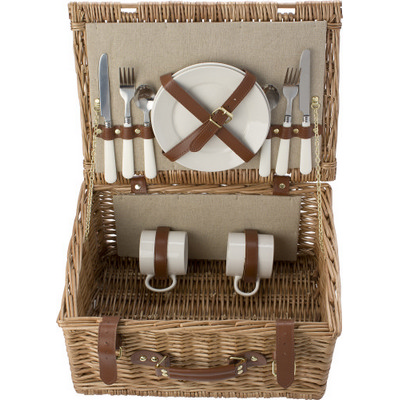 Picture of Picnic basket for 2 people.