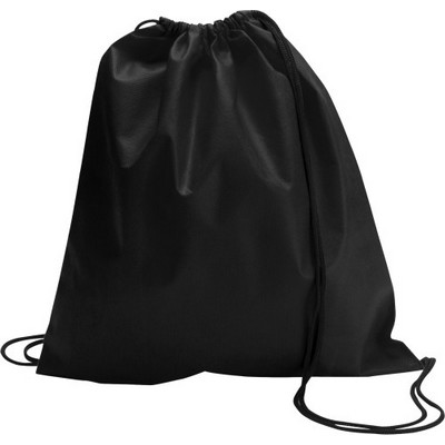 Picture of Nonwoven drawstring backpack