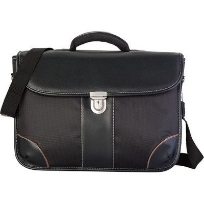 Picture of Polyester (1680D) laptop bag (17) with a