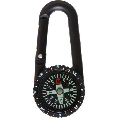 Picture of Plastic compass with plastic carabineer
