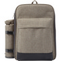 Polyester (600D) picnic rucksack with ex