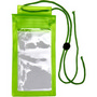 Plastic waterproof protective pouch for