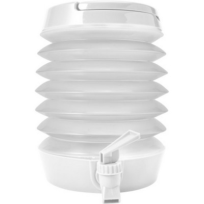 Picture of Collapsible plastic beverage dispenser,