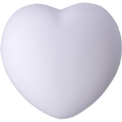 Picture of PU foam anti stress heart