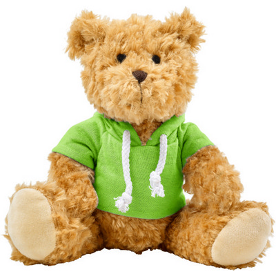 Picture of Plush teddy bear with hoodie