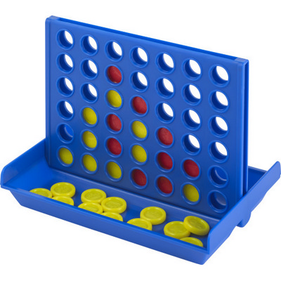 Picture of PP plastic 4-in-a-line game