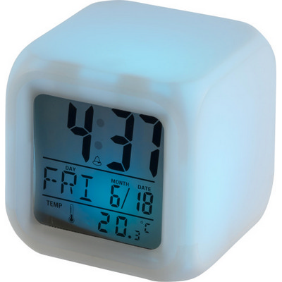 Picture of Cube alarm clock