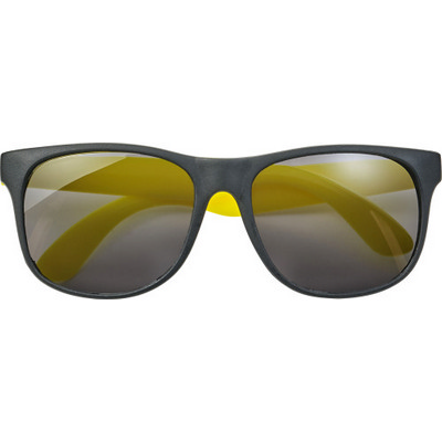 Picture of PP sunglasses with coloured legs