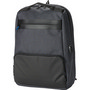 PVC backpack with anti-theft back pocket.Bag