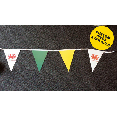 Picture of PVC Bunting - 115mm x 200mm