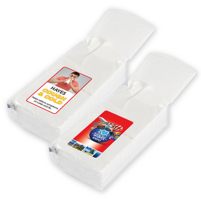 Picture of Pocket Tissues - 10 Pack