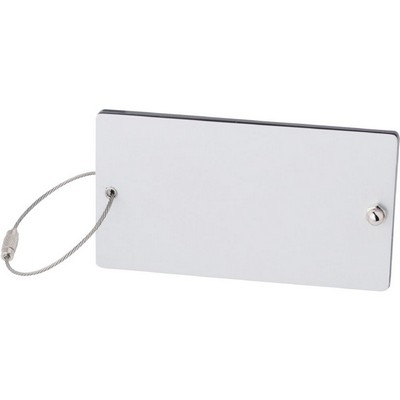 Picture of Steel Threads Acrylic Identification Tag