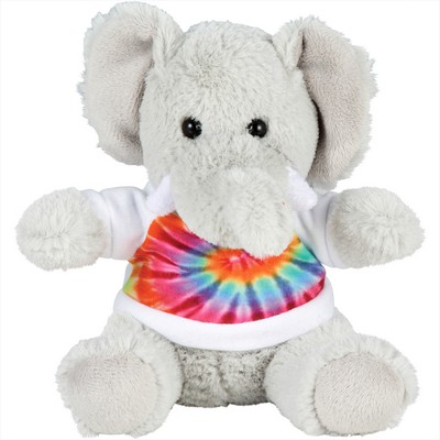 Picture of 6     Plush Elephant with Shirt