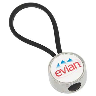 Picture of Globus Keyring Metal Round - Indent