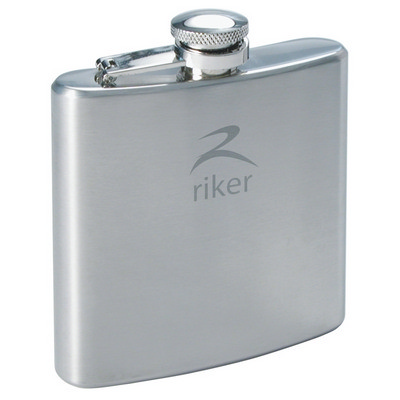 Picture of Turin Hip Flask 6oz.