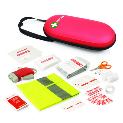 Picture of First Aid Kit PU Case 40pc