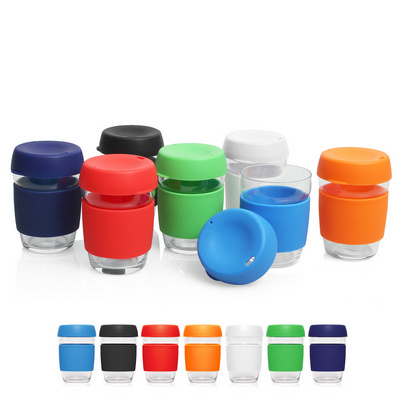 Picture of Eco Coffee Cup Glass Cup2Go 375ml