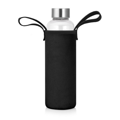 Picture of Bottle Glass Neoprene Sleeve 600ml