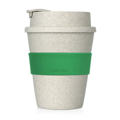 Picture of Eco Coffee Cup Wheat Cup2Go 356ml