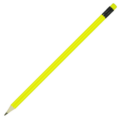Picture of Pencil Sharpened Coloured Eraser
