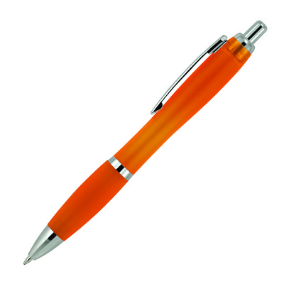 Picture of Plastic Pen Ballpoint Frost Cara